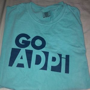 Adpi comfort colors shirt